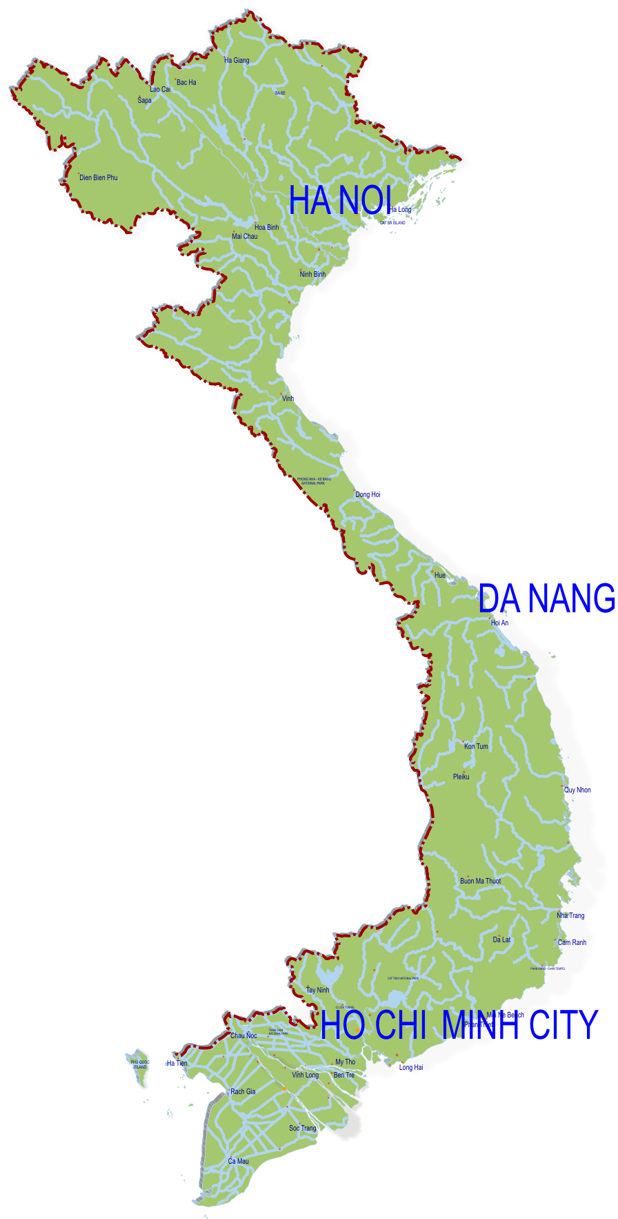 Bando+Vietnam HOW DO YOU EXTEND VIETNAM VISA? (VIETNAM VISA EXTENSION ...